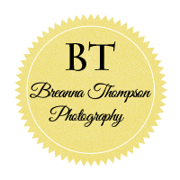 Breanna Thompson Photography logo